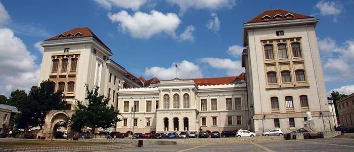 ΙΑΤΡΙΚΗ ΣΤΟ ΙΑΣΙΟ | Gr. T. Popa University