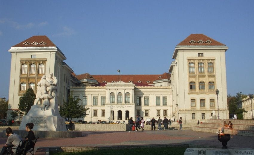ΦΑΡΜΑΚΕΥΤΙΚΗ ΣΤΟ ΙΑΣΙΟ | Gr. T. Popa University