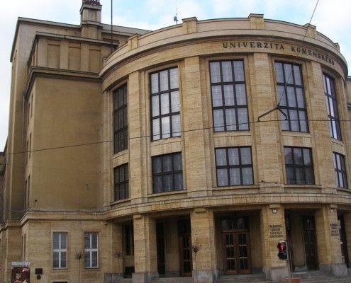 ΦΑΡΜΑΚΕΥΤΙΚΗ ΣΤΗ ΜΠΡΑΤΙΣΛΑΒΑ | Comenius University