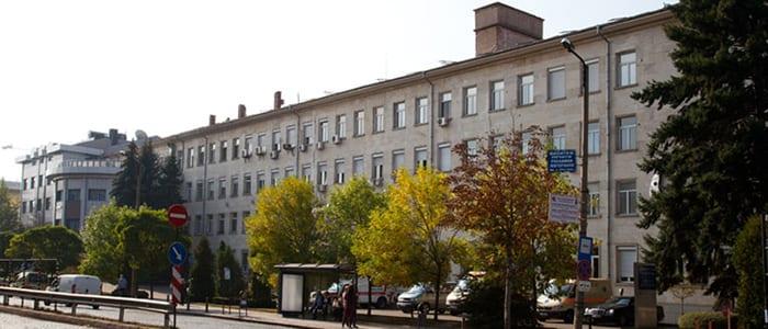 Πανεπιστήμιο Ιατρικής στη Σόφια